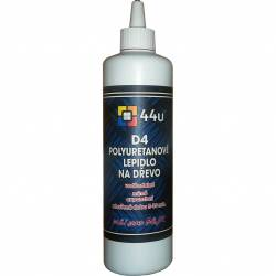 D4 polyuretanové lepidlo na dřevo - 44u
