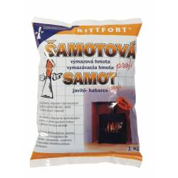 Šamotová výmazová hmota 5kg