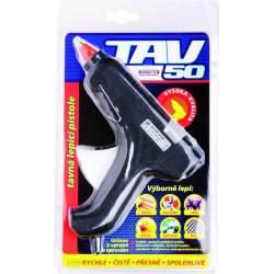 TAV 50 tavná lepící pistole velká + 10x tavné lepidlo