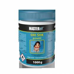 OXI - Šok granulát (pevná látka) na bázi aktivního kyslíku.