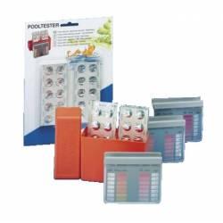 Tester pH a Cl - tabletový