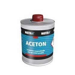 Aceton plech