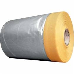 CQ fólie (krepová páska žlutá)