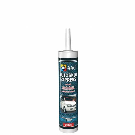 44u Autosklo EXPRESS 310 ml (černá)
