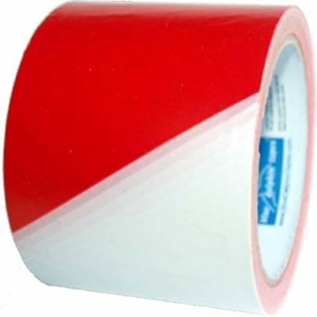 Ohraničovací páska červeno/bílá
