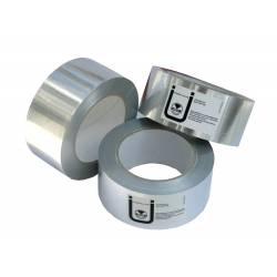 Páska ALU 901 AC 50mm x 50m hliníková, samolepící