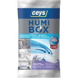 Pohlcovač vlhkosti CEYS HUMIBOX s vůní levandule - 2x60g