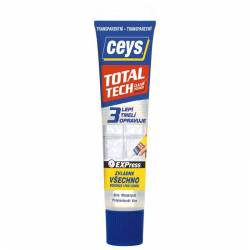 TOTAL TECH EXPRESS 125 ml transparent