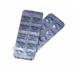 Tablety pro měření O2 - DPD4 Rapid