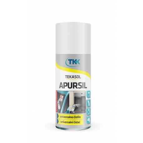 Apursil - čistič silikonů a pěn - 150 ml