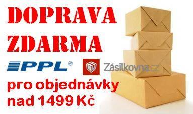 PPL - ZÁSILKOVNA - DOPRAVA ZDARMA